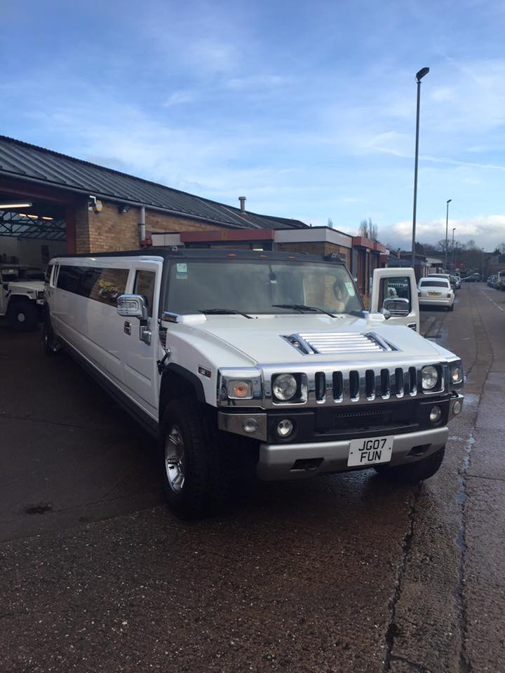 Hummer Limo Hire West Yorkshire